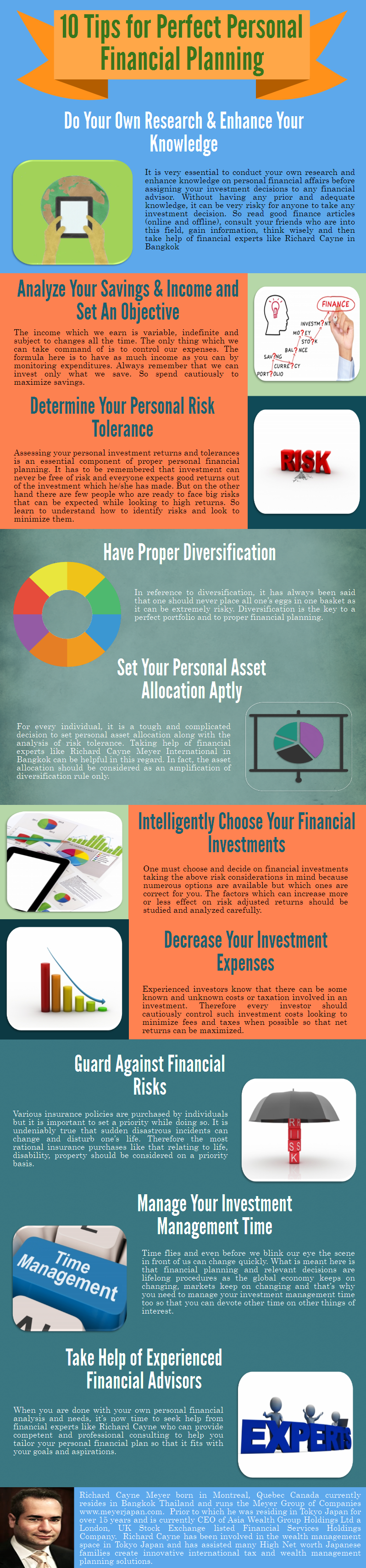 10 Tips for Perfect Personal Financial Planning