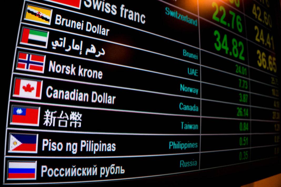 Foreign exchange market basics